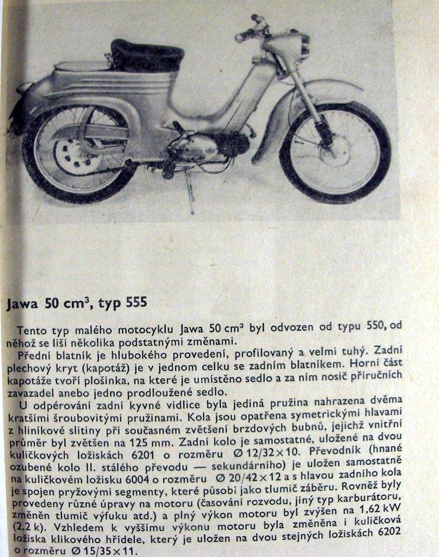 česká popiska k Pionieru 555
