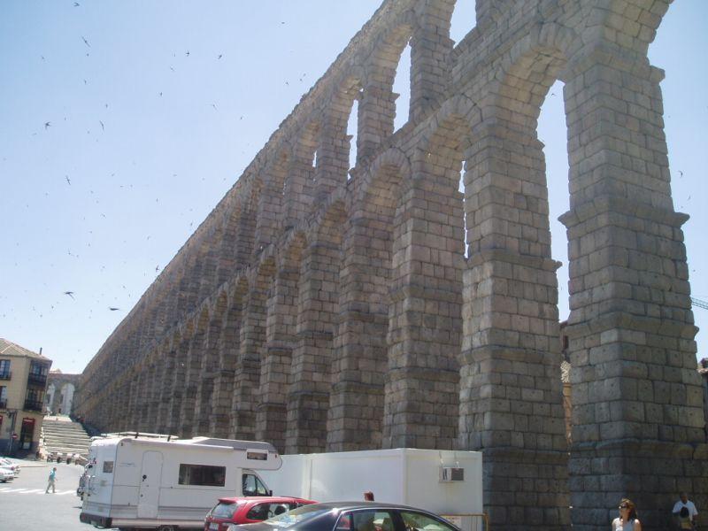 Segovia - aquadukt
