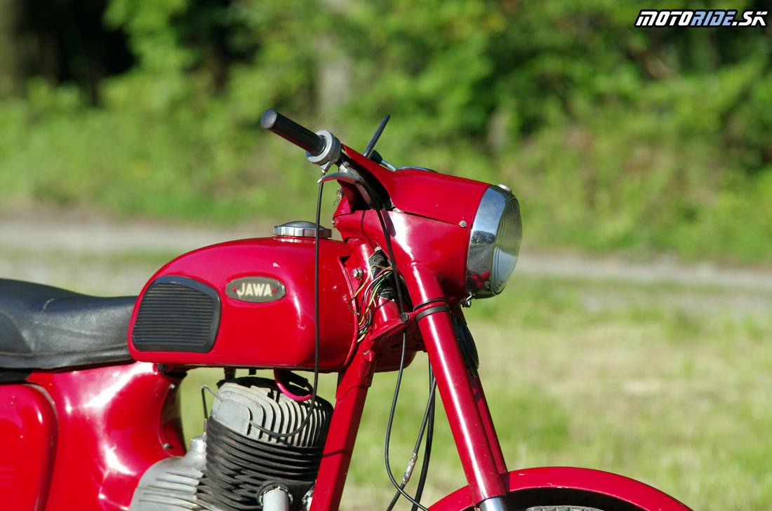Jawa 250 592 r.v. 1969