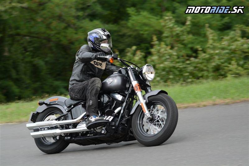 Harley - Davidson Softail Slim