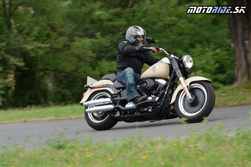 Harley - Davidson Fat Boy Special
