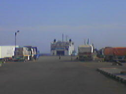V prístave Nuweiba