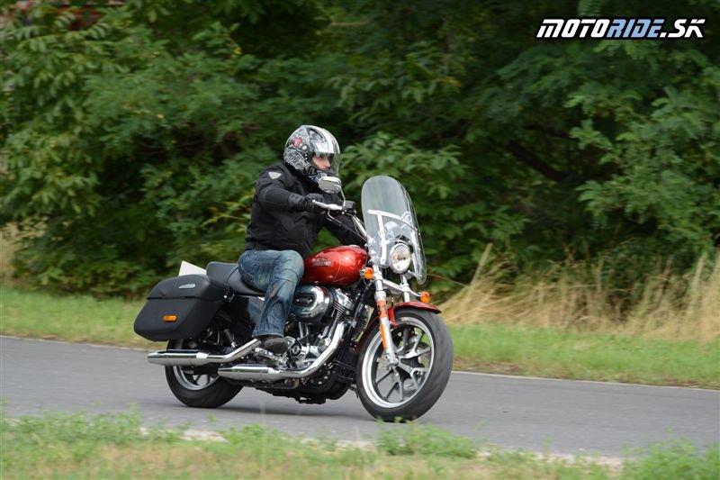 Harley - Davidson Superlow 1200T