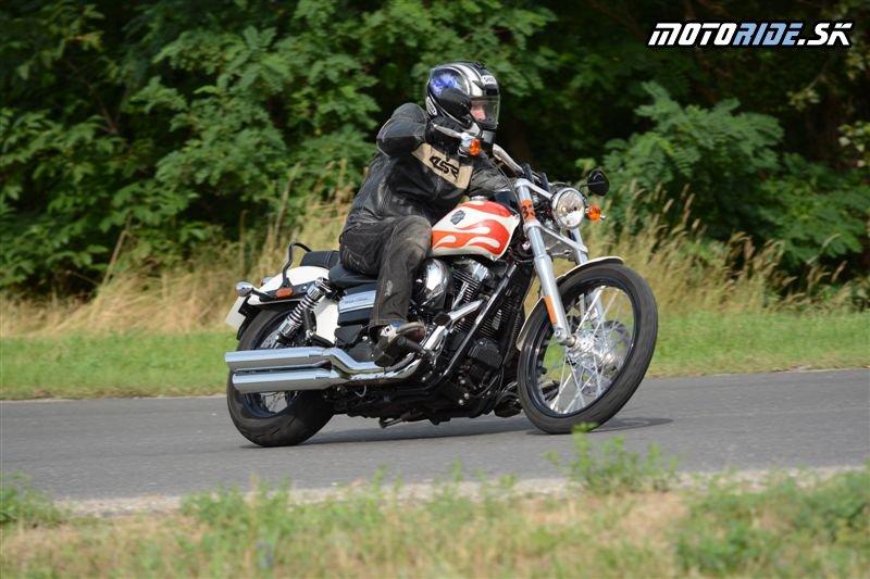 Harley - Davidson Wide Glide