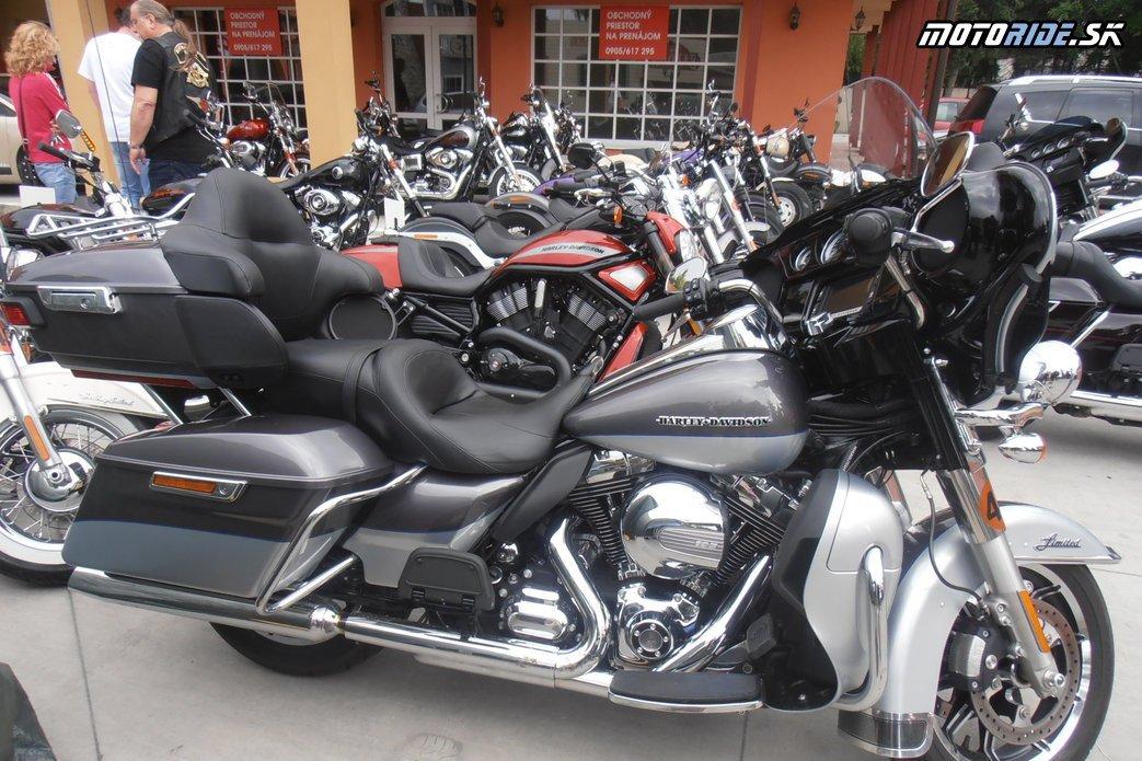 Harley - Davidson Electra Glide Ultra Limited - jestli se nepletu