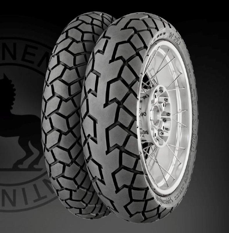 Continetal predstavuje novú pneumatiku TKC 70 pre cestovné endurá