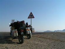 Pustna Cesta cez Jordansko