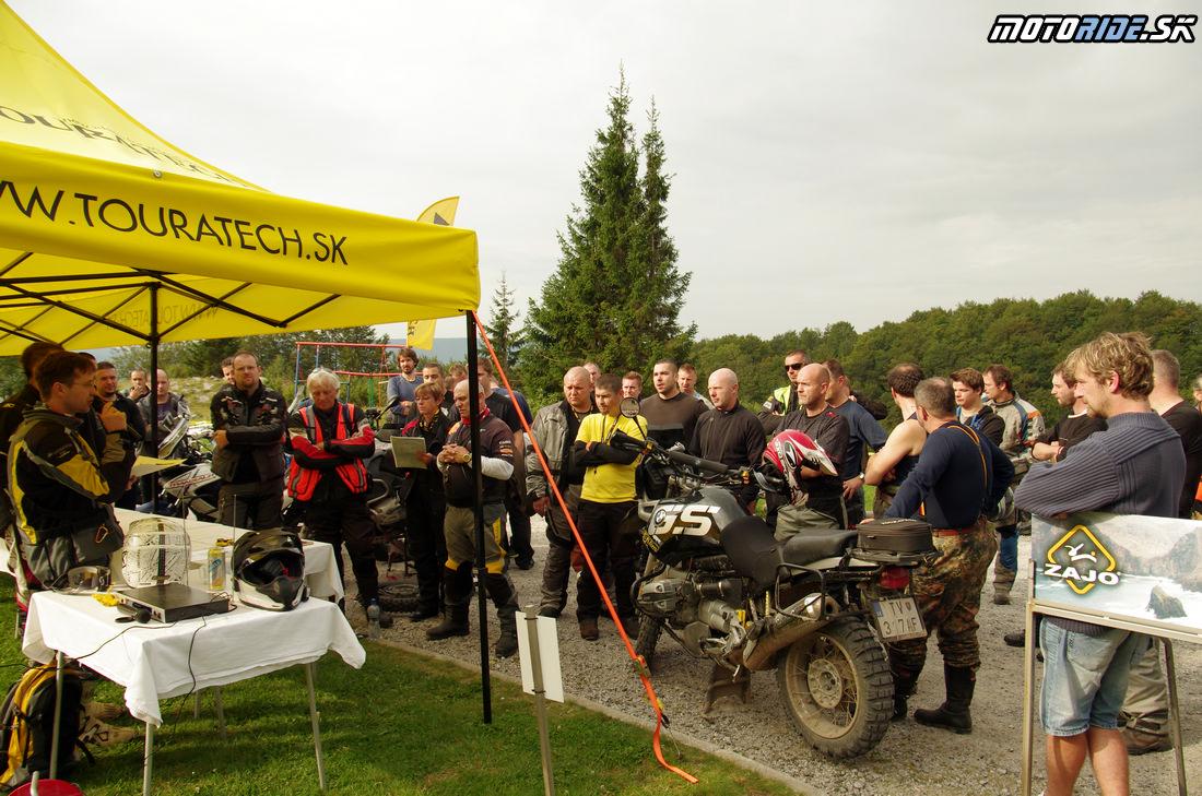 Touratech travel event 2014 - Kráľová studňa