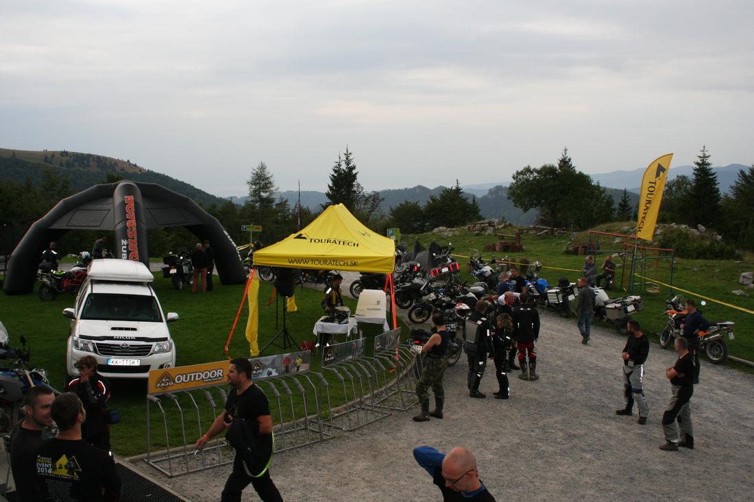 Touratech travel event 2014 - Kráľová studŐa