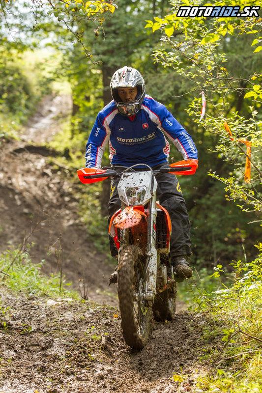 KTM EXC endurá 2015 v Domaniži