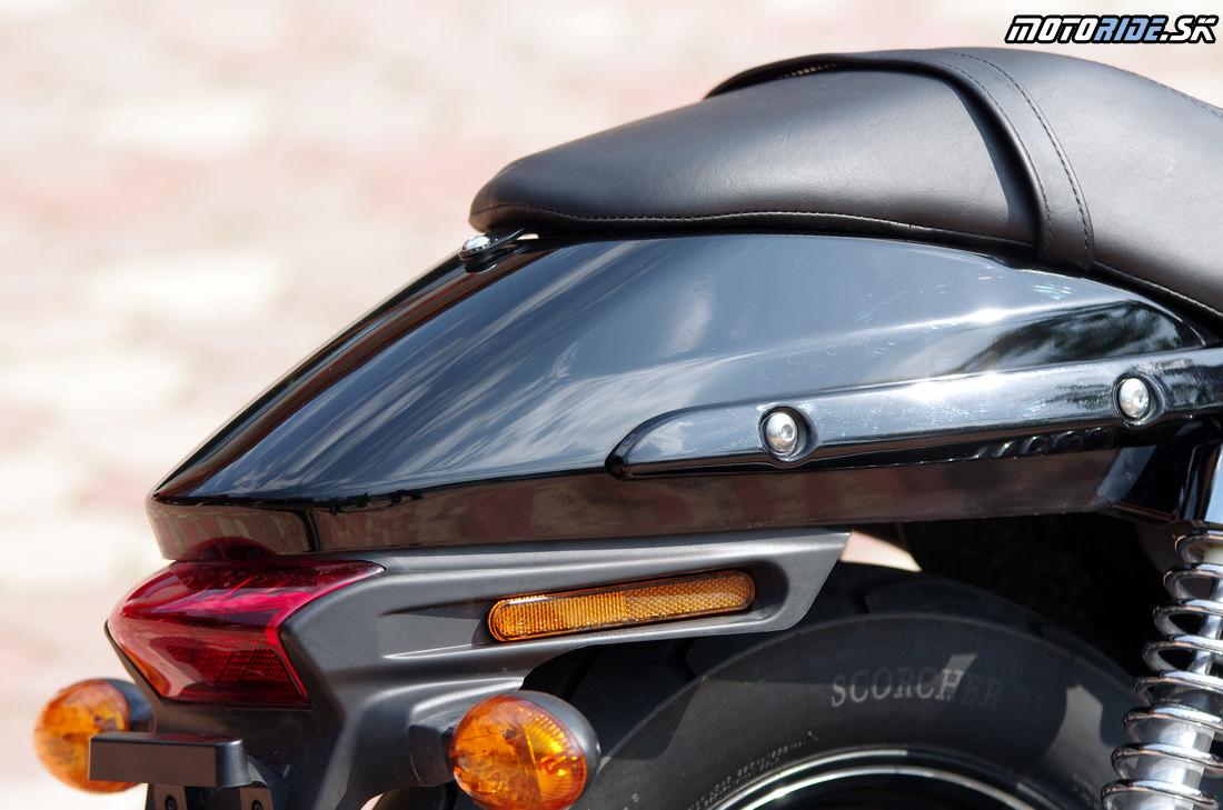 Harley-Davidson Street 750 2015