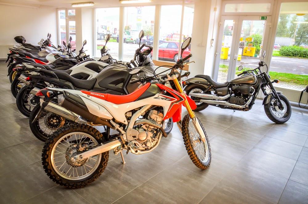 Nová predajŐa Honda v Žiline