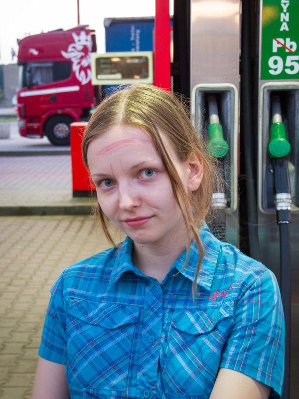 Dominika na cestě - Dominika Gawliczková - Rusko, Kazachstan, Kirgizsko 2014