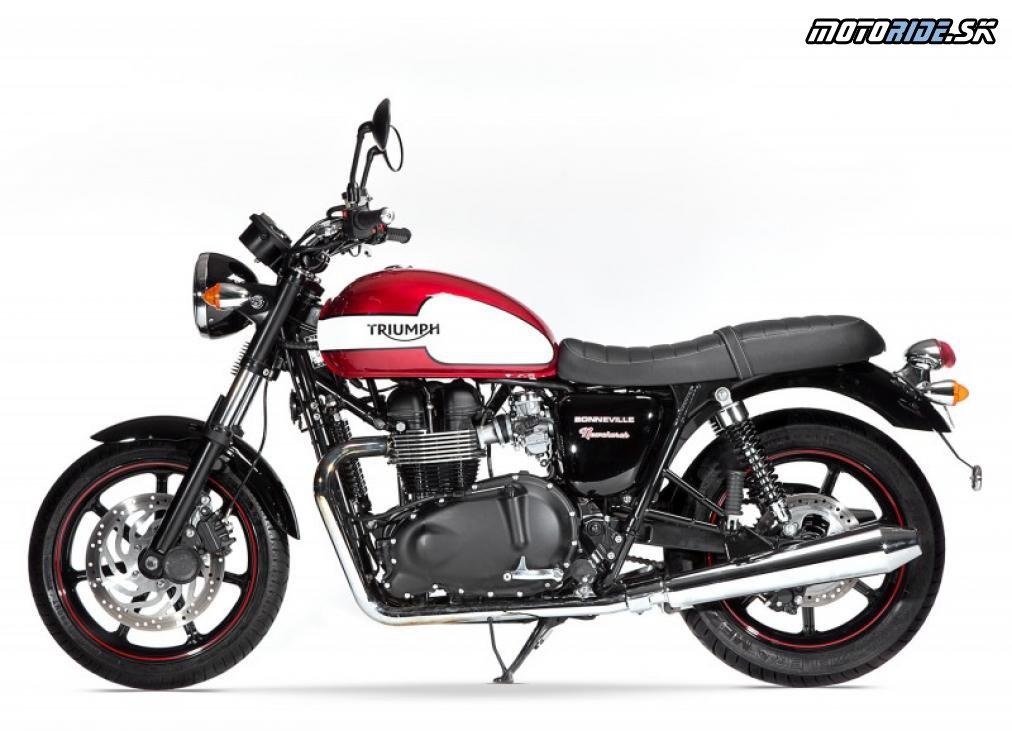 Triumph Bonneville Special Edition Tridays - Newchurch 2015