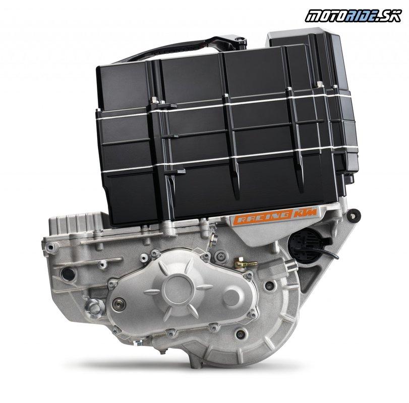 KTM Freeride E motor 2015