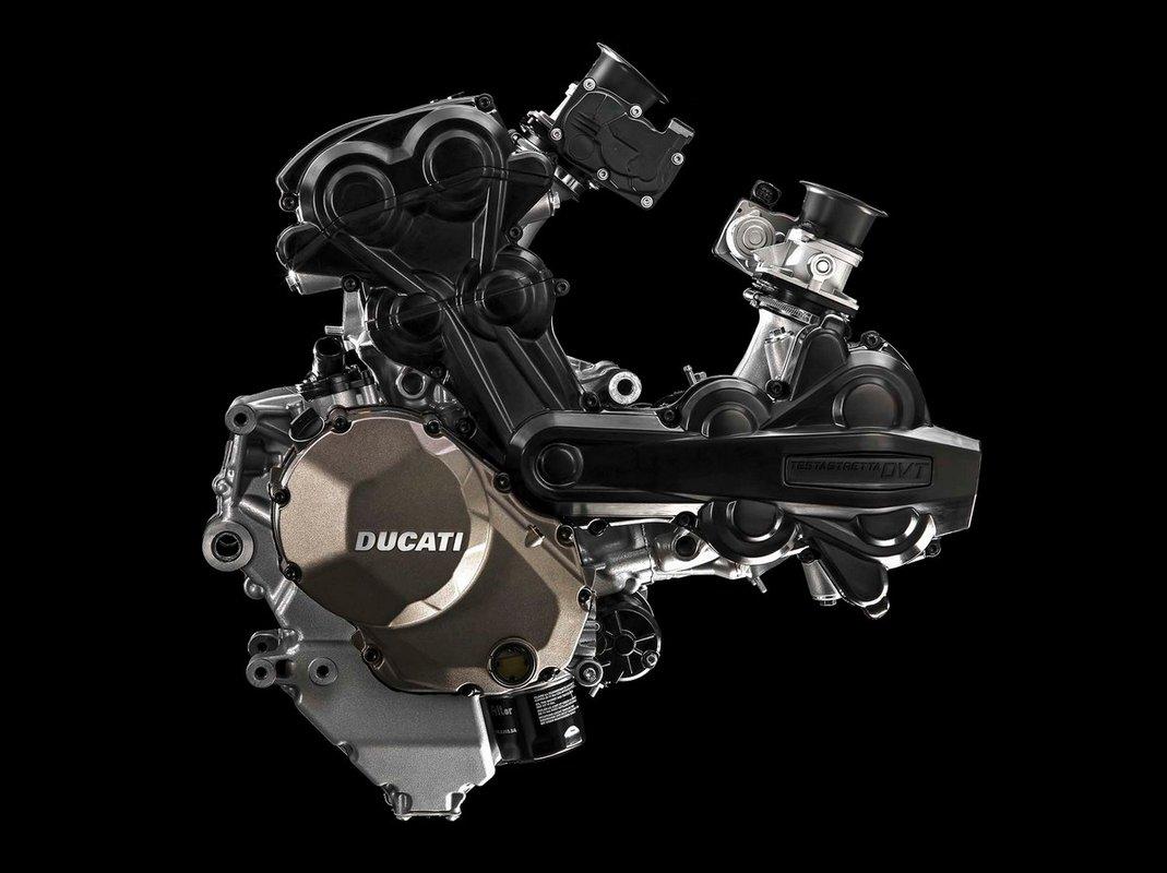 Ducati Testastretta DVT 2015