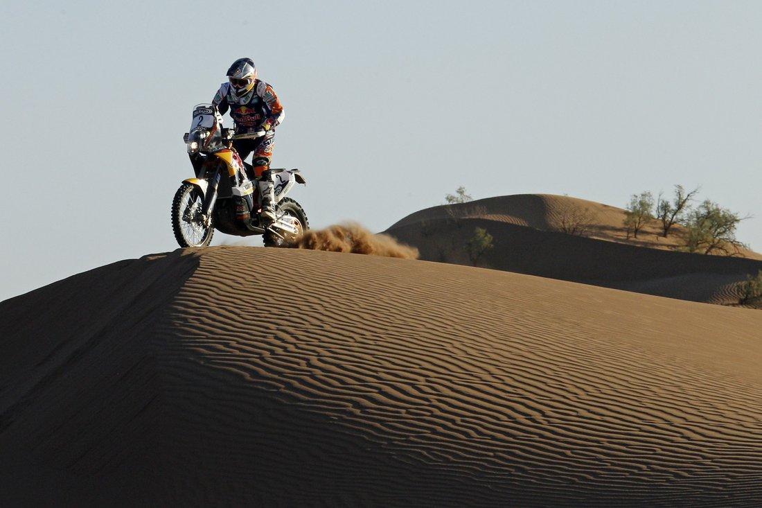 Marc Coma - Maroko Rally 2014