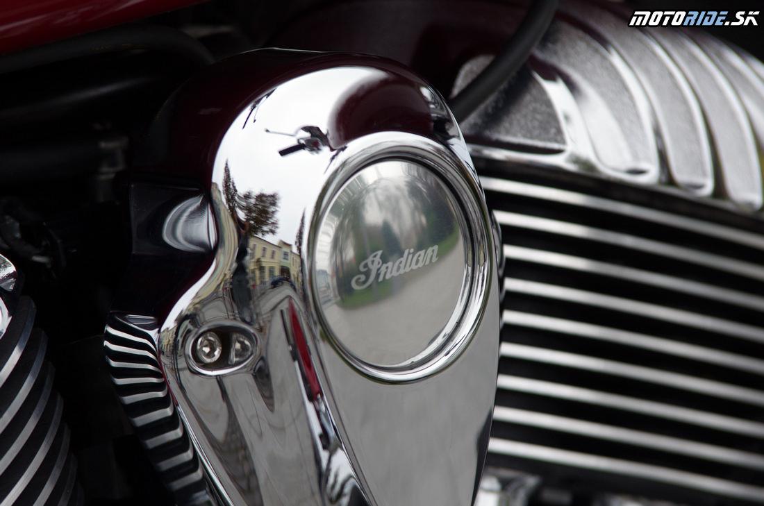 Indian Chief Classic 2014 - znovuzrodené americké železo