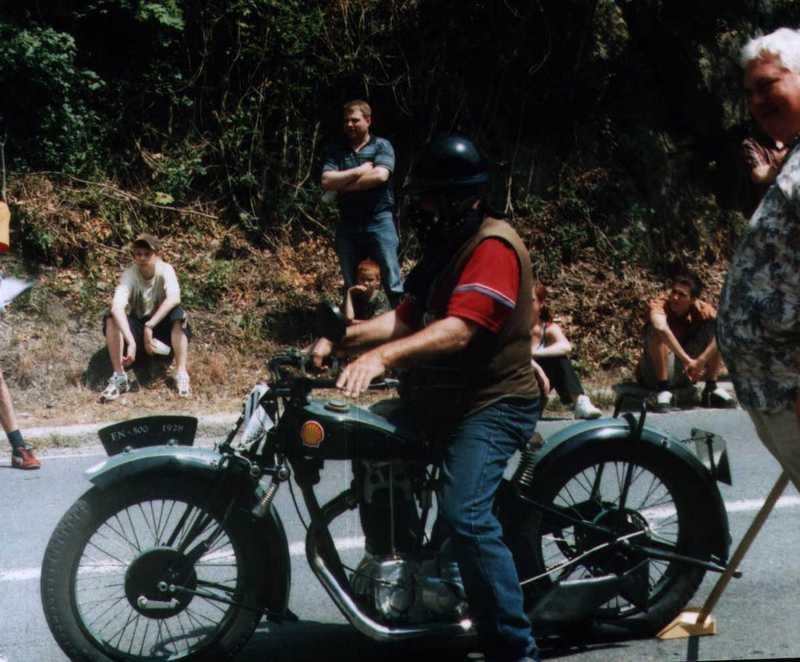 Baba 2006 - preteky historických vozidiel