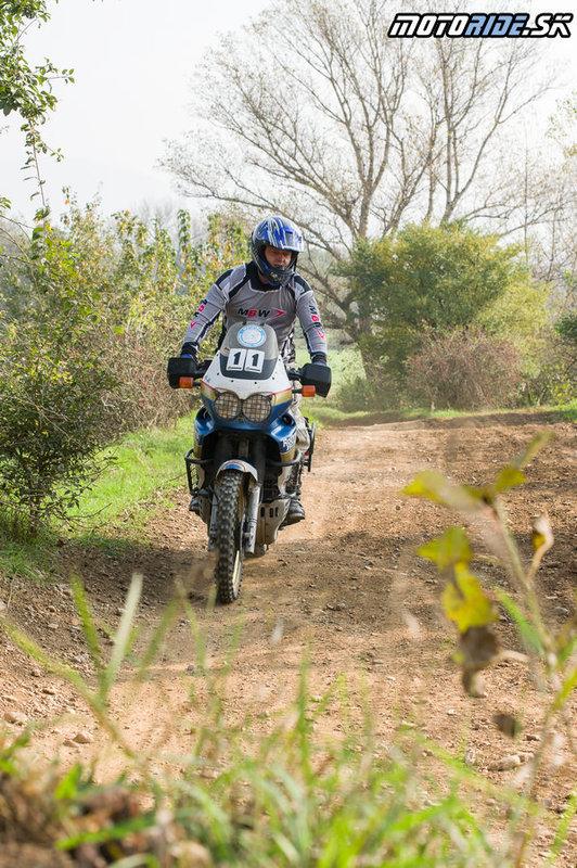 Jesenná Motoride XL Enduro Rally 2014