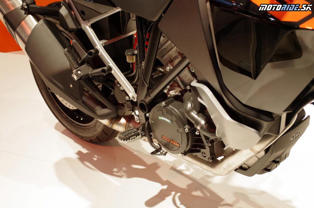 KTM - Výstava EICMA Miláno 4.11.2014