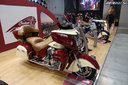 Indian Roadmaster 2015 - Výstava EICMA Miláno 4.11.2014