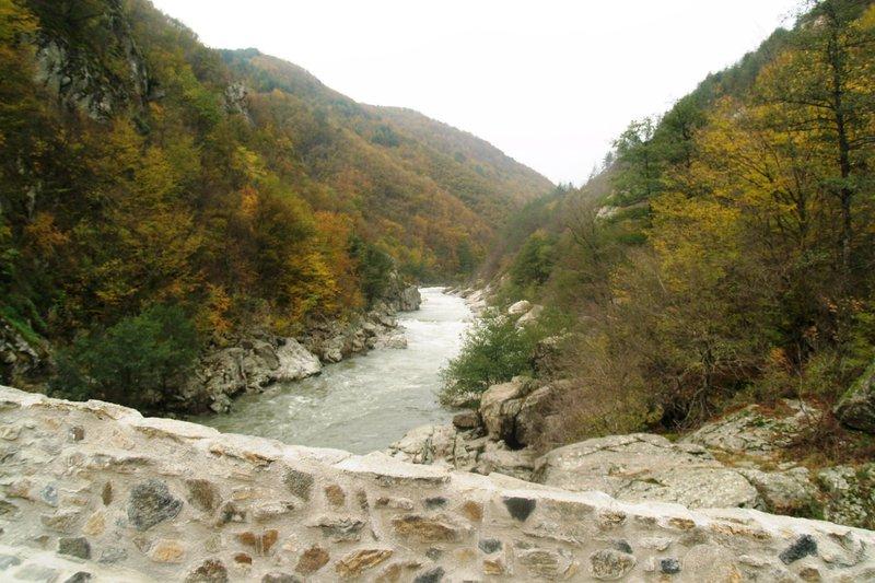 Dyavolski most, Bulharsko - Bod záujmu