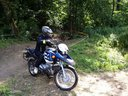 BMW R1150 GS - ATE days