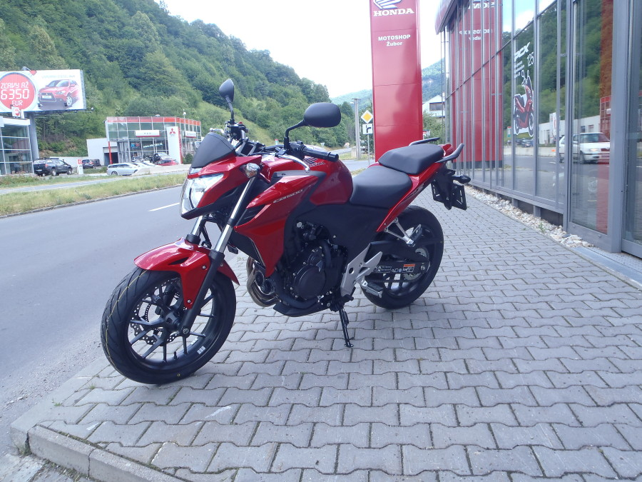 Honda CB500F ABS