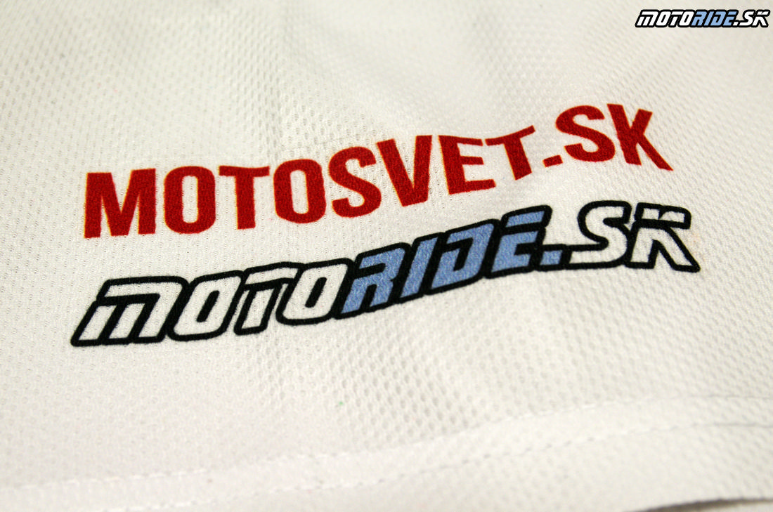 Tričko Motoride XL Enduro Rally 2014