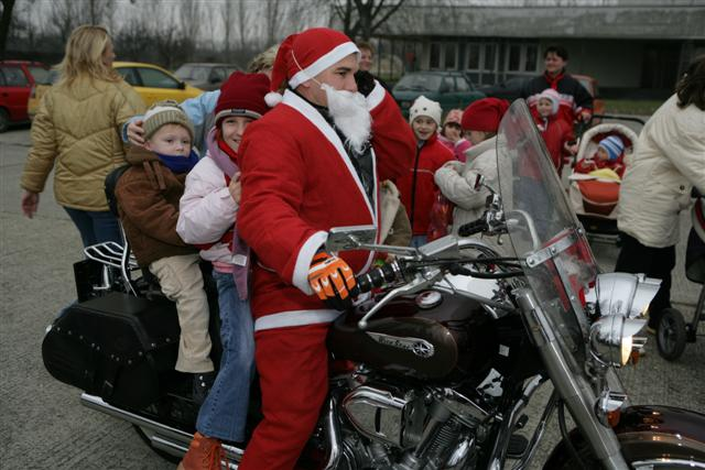 12.12.2006 - Mikulášska nedeľa v Čilistove a v Šamoríne