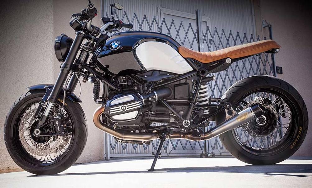 Doplnky od Roland Sands Design pre BMW R nineT