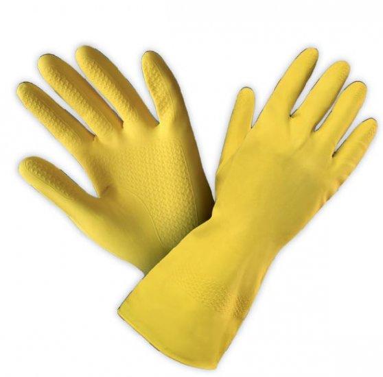 Latexové rukavice - v núzdi sa dajú natiahnuť na moto rukavice - ochránia pred vetrom aj vodou