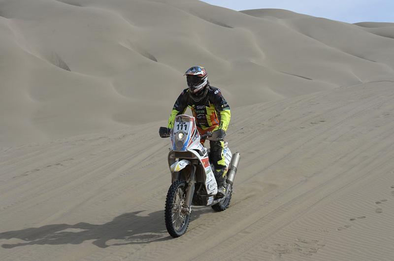 Dakar 2015 – 9. etapa
