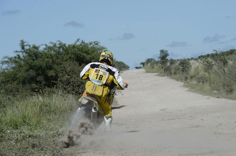 Dakar 2015 – 12. etapa - ŠTEFAN SVITKO (SVK) -KTM