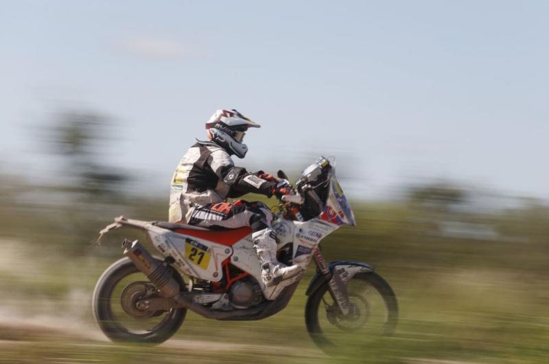 Dakar 2015 – 12. etapa -      IVAN JAKEŠ (SVK) -KTM
