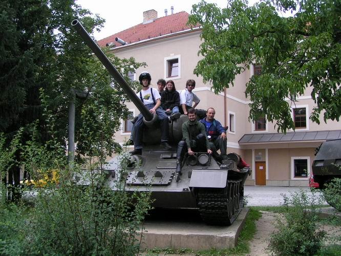 Znásilňovanie tanku