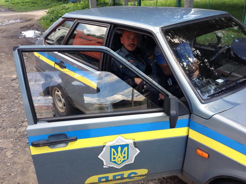 Pajecham v ukrajinskú ťurmu. Tam ja nikakda nebyl... :)