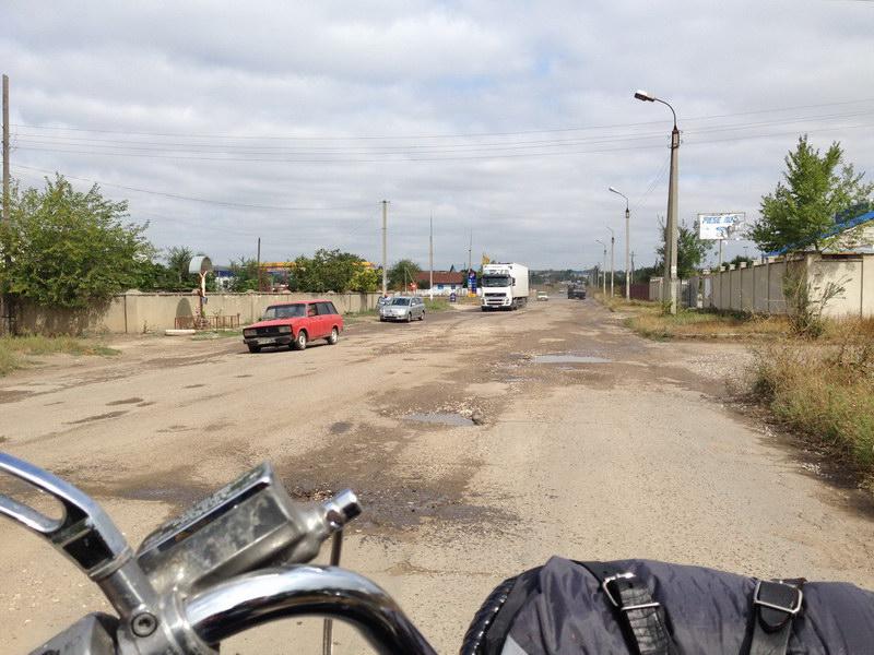 Moldavské cesty