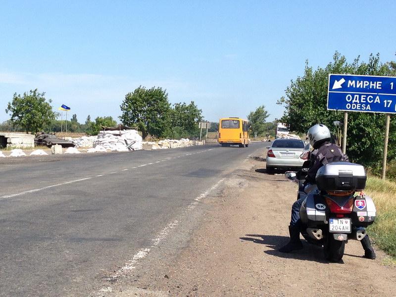 Barikády pri Odese