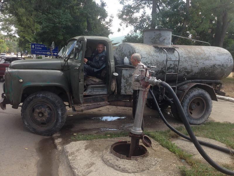 Vždy som túžil kerovať hovnocuc a tento sen sa mi splnil v Moldavsku