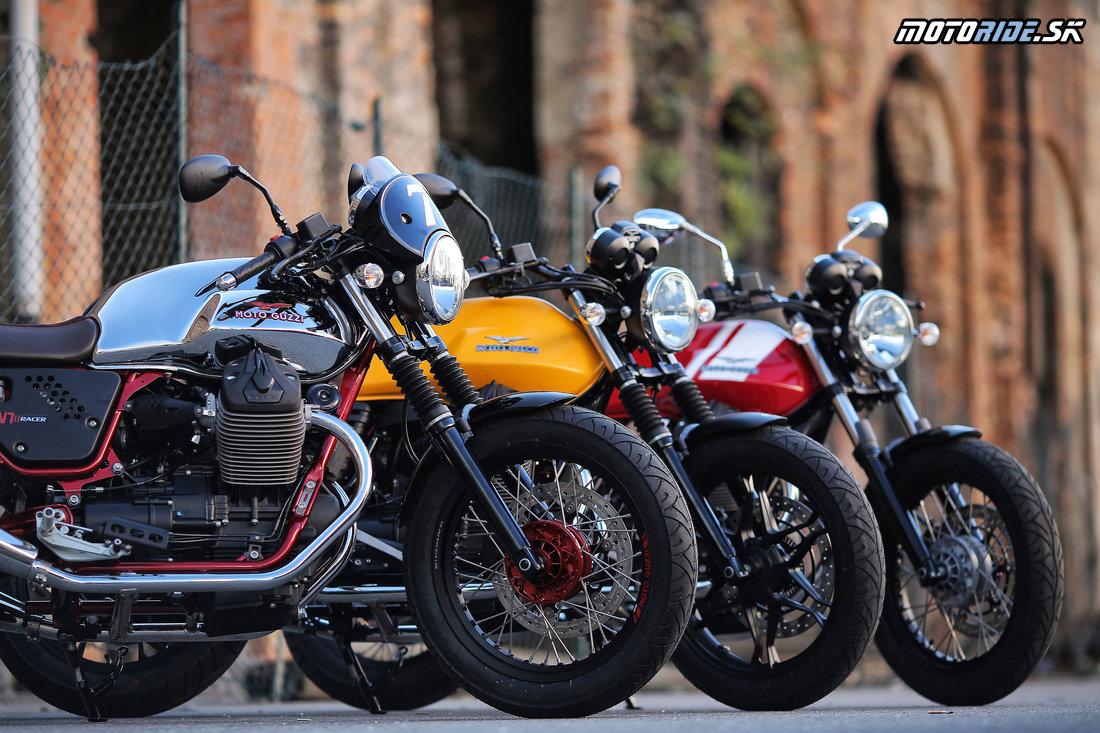 Moto Guzzi V7 II 2015