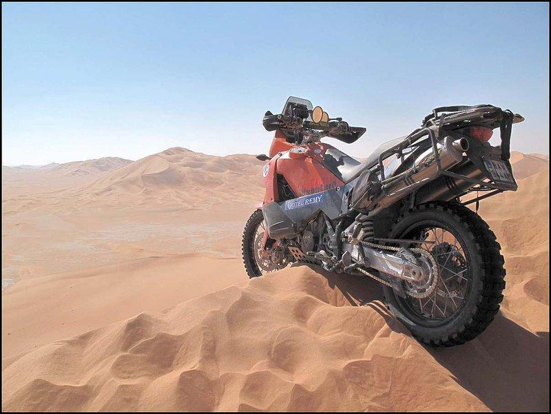 Aj moja motorka sa dostala až hore. A aj dole... Takáto fotečka musí byť.