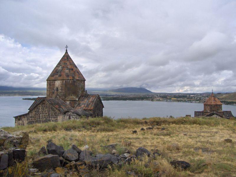 Jazero Sevan  (Arménsko)