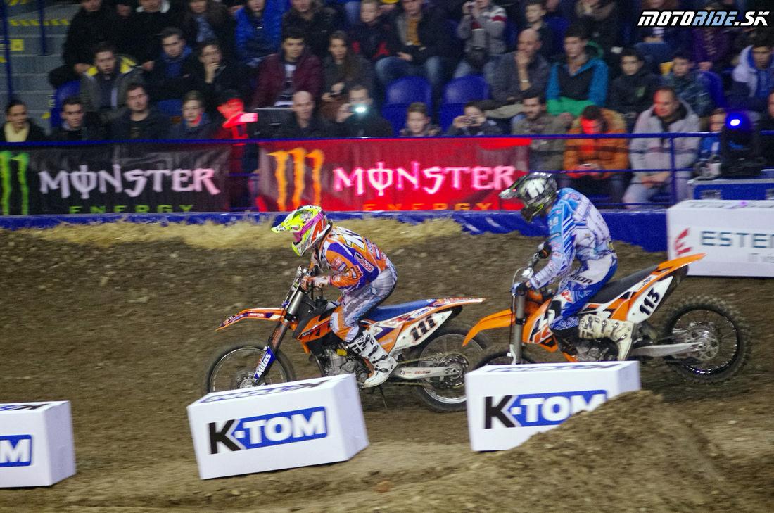 Xavax Europe Stars Supercross Tournament 2015 - 7. 2. 2015 Košice