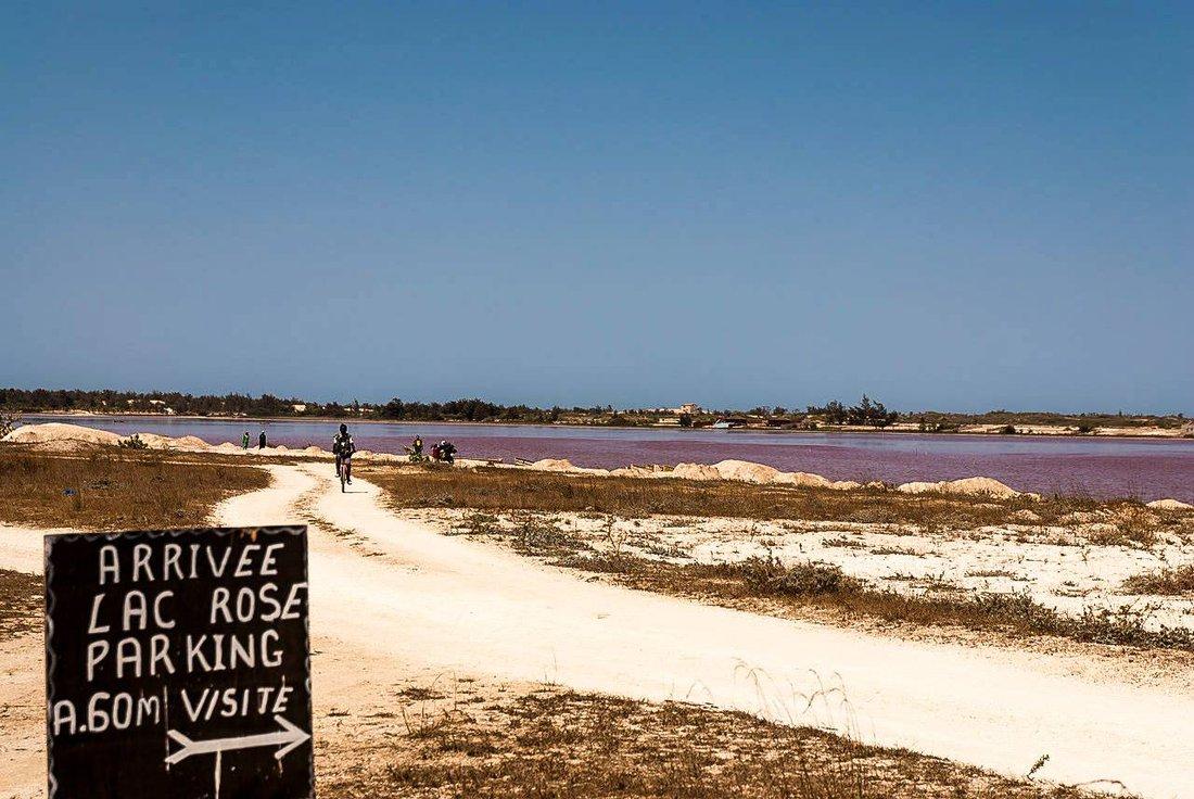 Ružové jazero - Lac Rose - Intercontinental Rally 2015 - 14. etapa