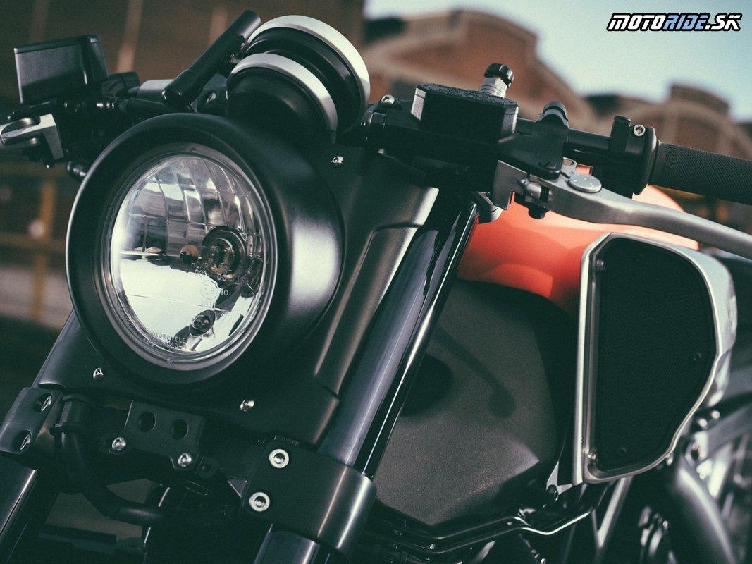 Yamaha VMAX Infrared