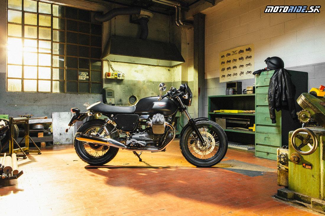 Moto Guzzi V7 Dark rider V7 special