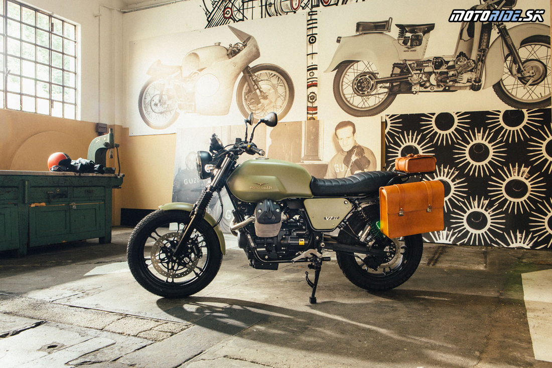 Moto Guzzi V7 Legend V7 stone