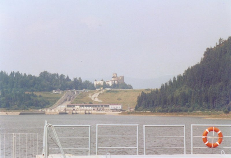 Poľsko - Zamek Dunajec, Niedzica